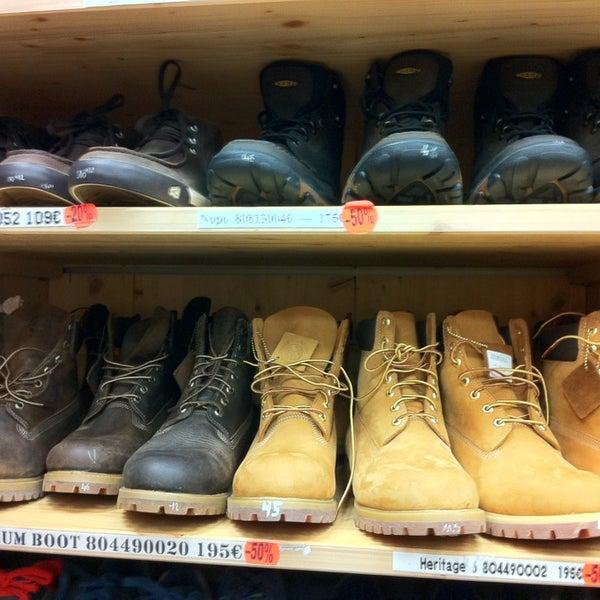 design de qualité e2c7b 6006e Photos at Au Vieux Campeur - Chaussures - Shoe Store in Paris