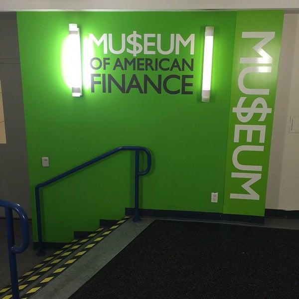 Foto tirada no(a) Museum of American Finance por James C. em 12/8/2014