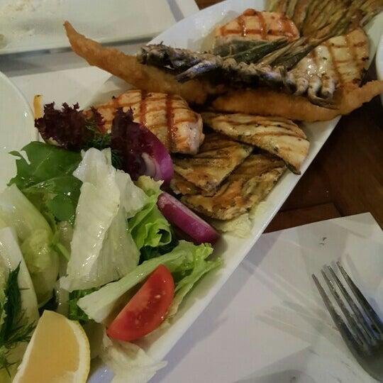3/23/2016 tarihinde Sinan Y.ziyaretçi tarafından Fish of North'de çekilen fotoğraf