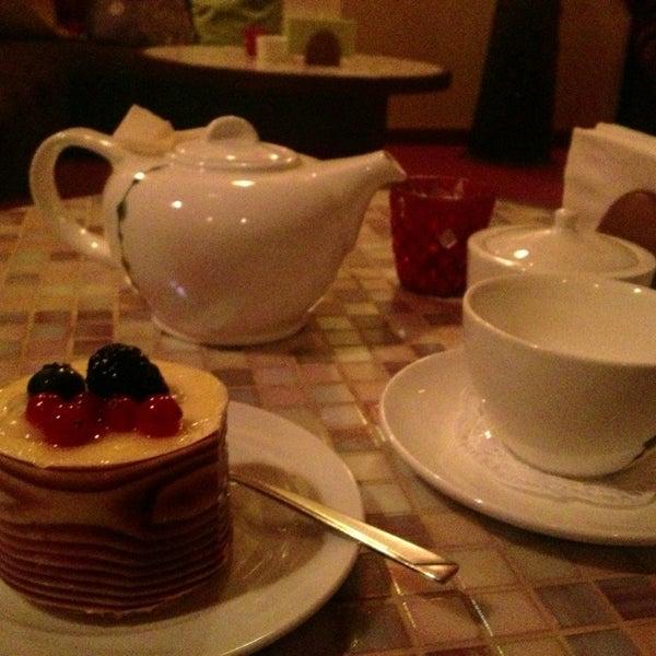 Photo taken at Tea & Coffee garden by Kristine H. on 2/11/2013