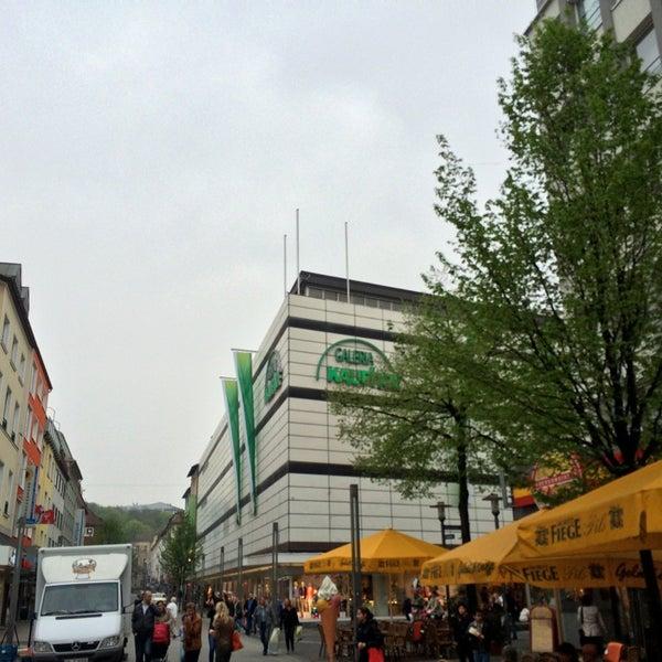 galeria (kaufhof) hagen elberfelder straße hagen