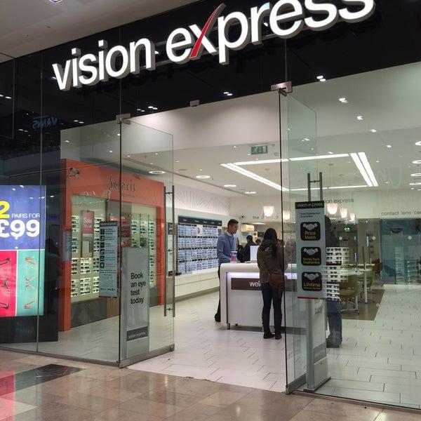 17d18b6aef Vision Express - Optical Shop in Stratford