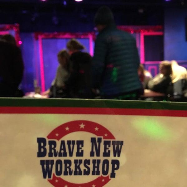 1/1/2018에 Alex N.님이 Brave New Workshop Comedy Theatre에서 찍은 사진