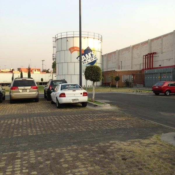 Estacionamiento Sams Acoxpa