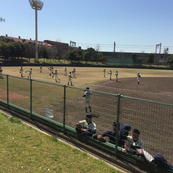 場 野球 小田 公園 南