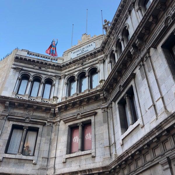 10/15/2019にTalalがMuseu de Cera de Barcelonaで撮った写真