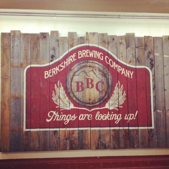 Photo prise au Berkshire Brewing Company par Rose d. le11/24/2012