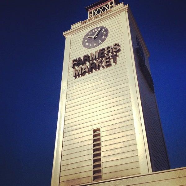 Das Foto wurde bei The Original Farmers Market von Paulette E. am 1/19/2013 aufgenommen