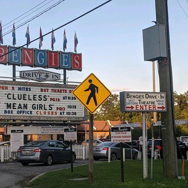 Снимок сделан в Bengies Drive-in Theatre пользователем Christian D. 8/19/2020