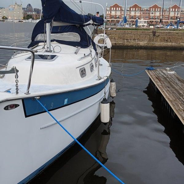 Anchorage Marina Baltimore - 0425
