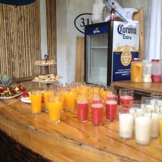 12/12/2012 tarihinde Fernando V.ziyaretçi tarafından Terraza Isidora Beach Club'de çekilen fotoğraf