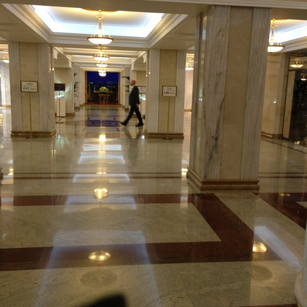 Foto scattata a Radisson Royal Hotel da Masha ♕ M. il 7/18/2013