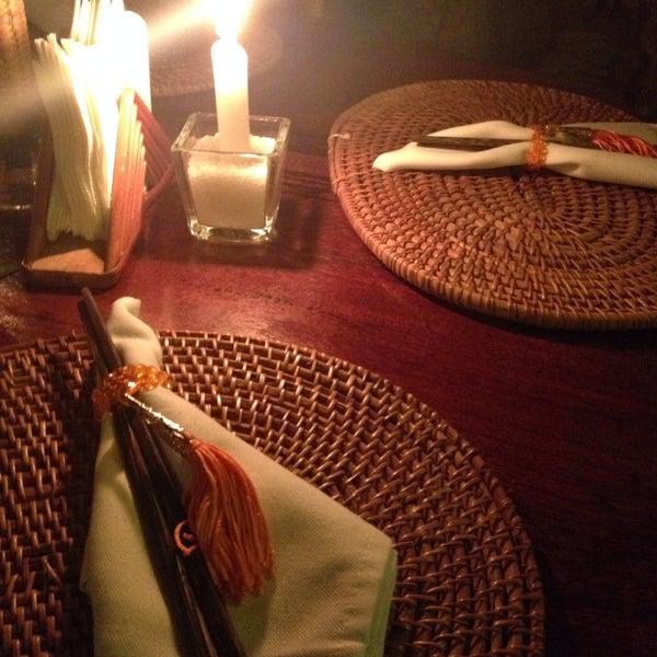 Foto tirada no(a) Restaurante Tigre Asiático por Cintya M. em 1/17/2015