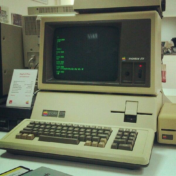 2/25/2013에 Anastasia K.님이 Moscow Apple Museum에서 찍은 사진