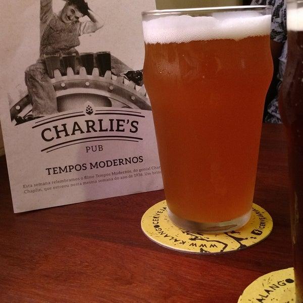 Charlie s Pub (Agora fechado) - Centro - R. Barão Geraldo de Rezende ... 9a4e76f6527