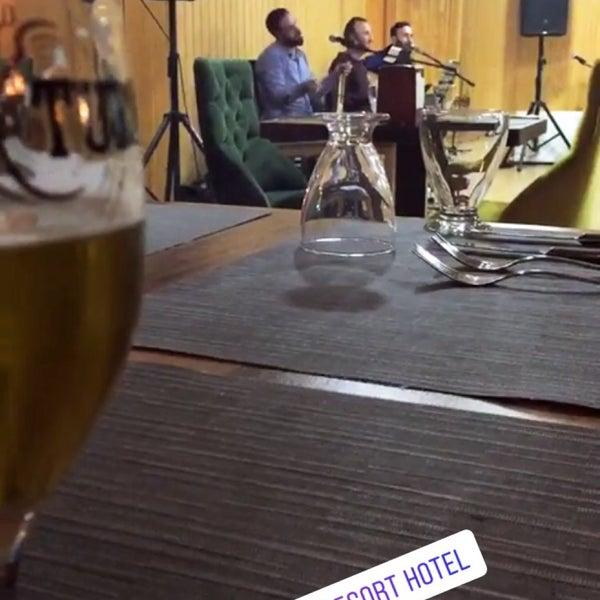 2/17/2018 tarihinde Nuran Ç.ziyaretçi tarafından Ayder Resort Hotel'de çekilen fotoğraf