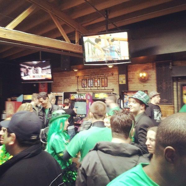 Снимок сделан в Headquarters Beercade пользователем Brian H. 3/16/2013