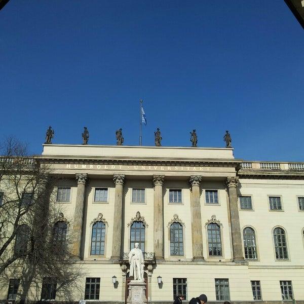 3/2/2013에 Christoph L.님이 Humboldt-Universität zu Berlin에서 찍은 사진
