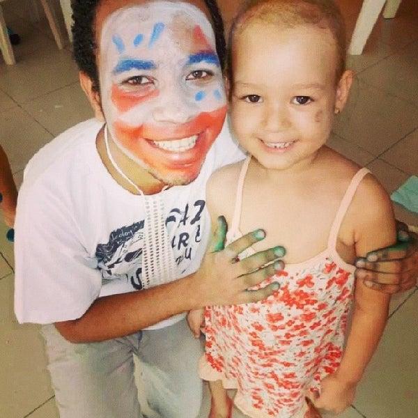 Foto tirada no(a) NACC - Núcleo de Apoio à Criança com Câncer por Augusto Â. em 3/29/2014