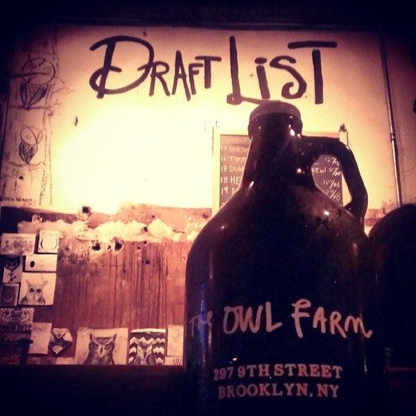 11/17/2013에 The Growler M.님이 The Owl Farm에서 찍은 사진