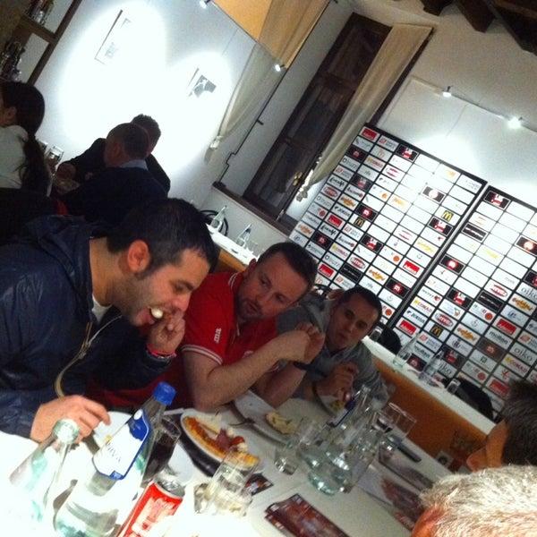 4/16/2014에 Silvia S.님이 Ristorante Pizzeria Masseria에서 찍은 사진