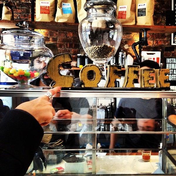 5/1/2013にCarlos Sebastian G.がTaszo Espresso Barで撮った写真