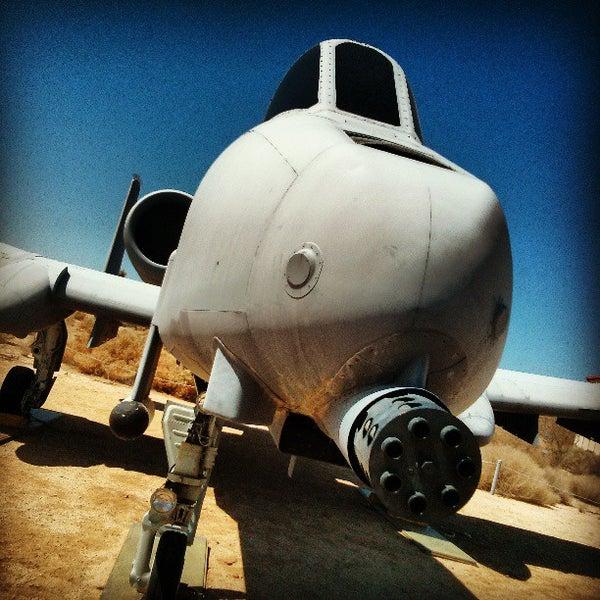 Air Force Flight Test Center Museum