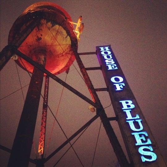 11/19/2012에 Cassie S.님이 House of Blues에서 찍은 사진