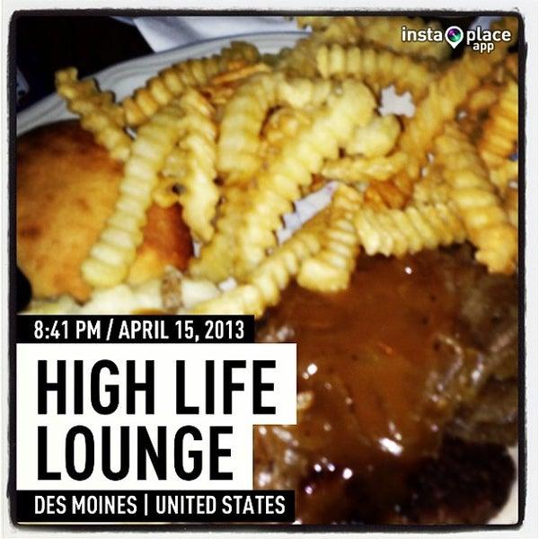 4/16/2013にPaulo🍺 R.がHigh Life Loungeで撮った写真
