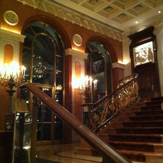 Foto scattata a Lotte New York Palace da PM il 10/25/2012