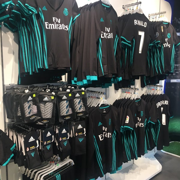 517c53f12 Photo taken at Real Madrid Official Store by Ludmila S. on 6 23