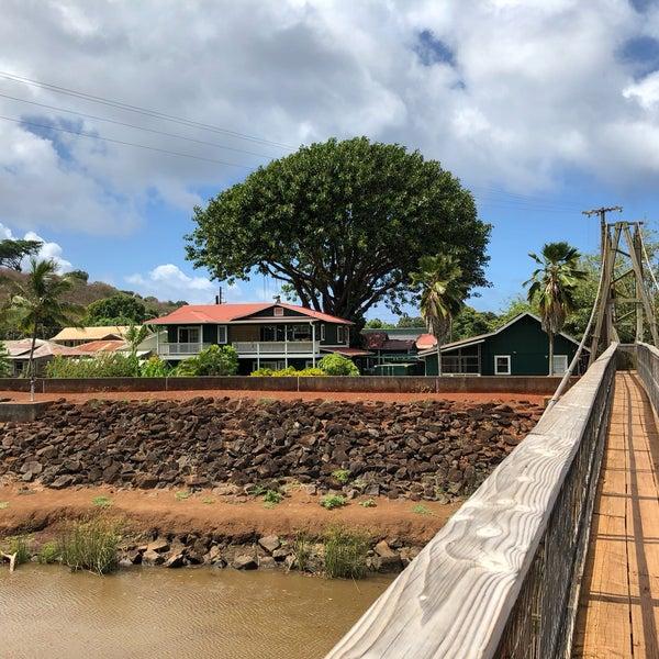 Photos At Hanapepe Swinging Bridge Bridge