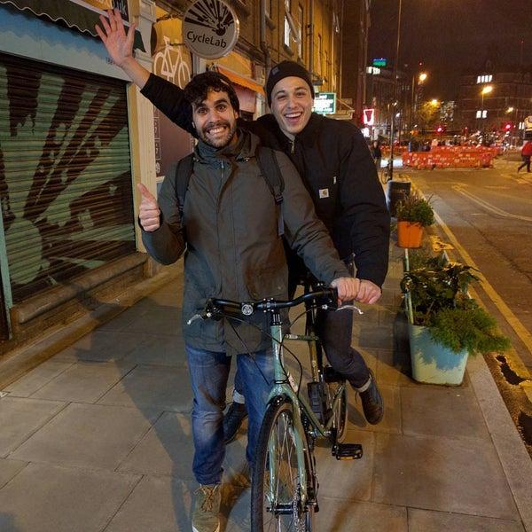 Photo prise au CycleLab & JuiceBar par Sofia K. le1/13/2016