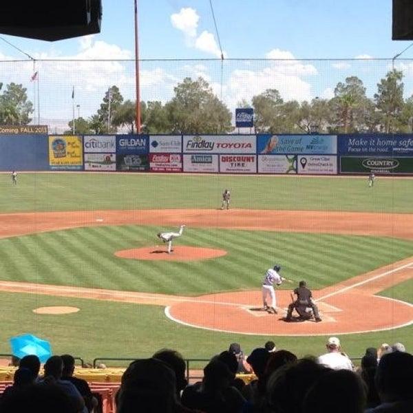 Photo prise au Cashman Field par Brad E. le9/2/2013