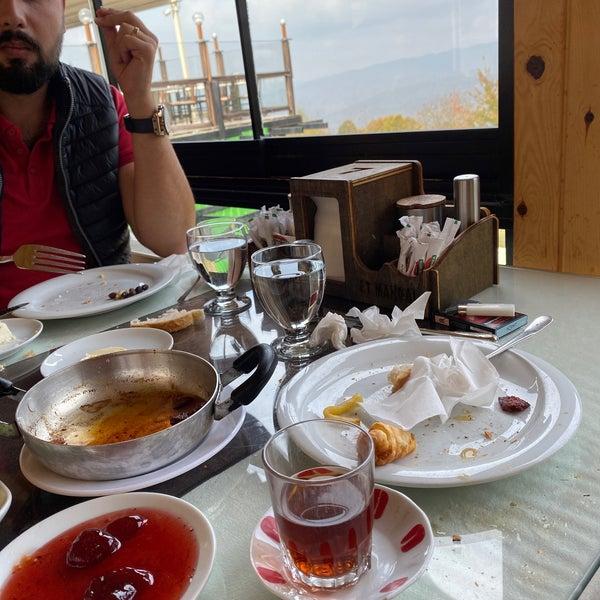 รูปภาพถ่ายที่ Cafer Usta Bolu Dağı Et Mangal โดย 𝘾𝙤𝙨𝙠𝙪𝙉 ✔️ เมื่อ 10/31/2019
