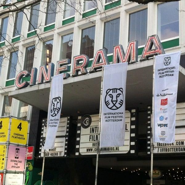 cinerama filmtheater - multiplex in cool