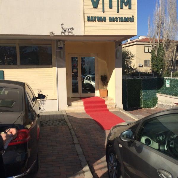รูปภาพถ่ายที่ VTM - Hayvan Hastanesi โดย Öz เมื่อ 12/9/2016