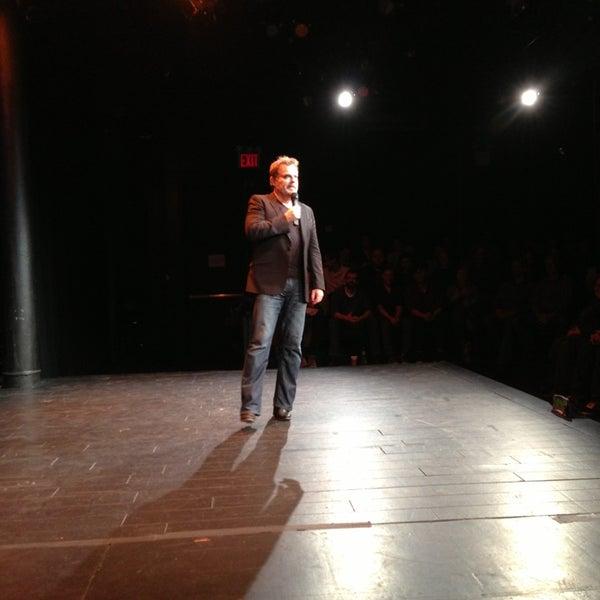 Снимок сделан в The Lynn Redgrave Theater at Culture Project пользователем Jorge O. 2/20/2013