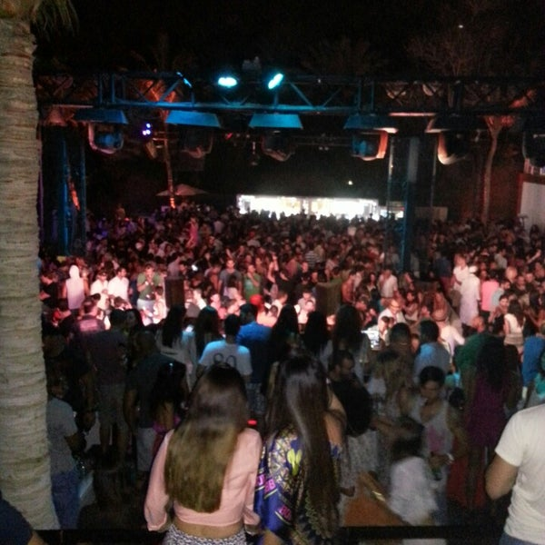 Снимок сделан в Blue Marlin Ibiza пользователем Chad F. 4/5/2013