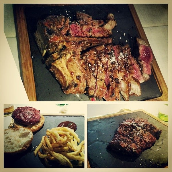 12/15/2013에 Nansky G.님이 Restaurante Vaca Nostra에서 찍은 사진