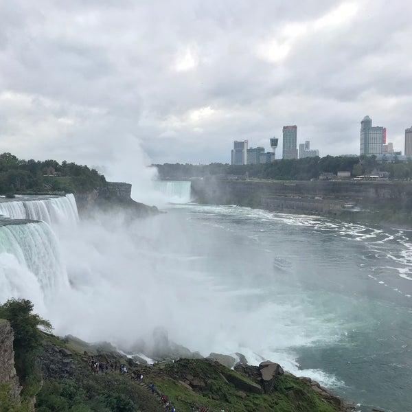 10/27/2018 tarihinde Barış Karatepe .ziyaretçi tarafından Niagara Falls USA Official Visitor Center'de çekilen fotoğraf
