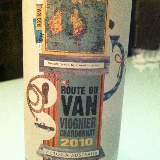 11/12/2012にleiti h.がMaslow 6 Wine Bar and Shopで撮った写真