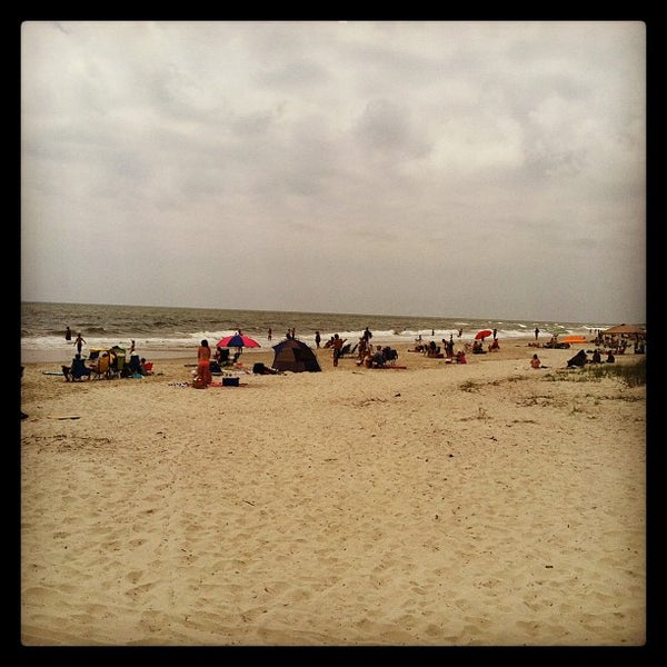 Pawleys Island Beach: Beach In Pawleys Island