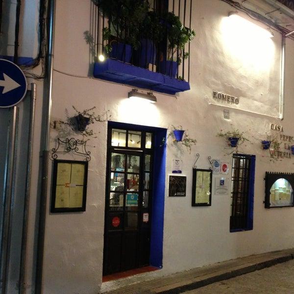 Photo prise au Casa Pepe de la Judería par Jesus M. le2/14/2013
