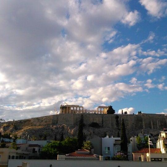 Foto scattata a Herodion Hotel da Aλεξανδρος Κ. il 6/1/2014