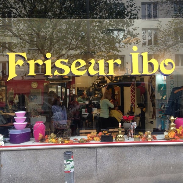 friseur ibo - altona - 4 visitors