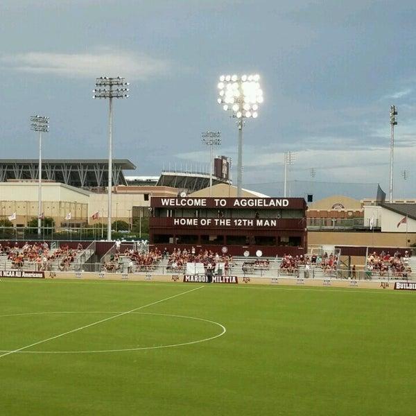 Photos at Ellis Field - Aggie Soccer Stadium - Texas A&M Athletic