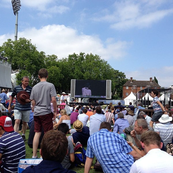 Foto tomada en Lord's Cricket Ground (MCC)  por tehbus el 7/21/2013