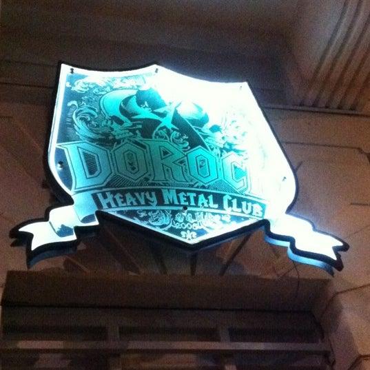 Das Foto wurde bei Dorock Heavy Metal Club von Ekrem A. am 9/22/2012 aufgenommen