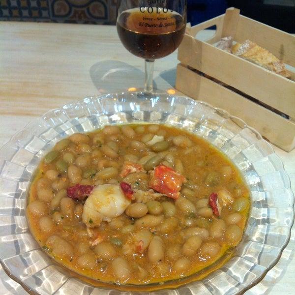 Foto tomada en Bache Restaurante por Noam G. el 12/2/2015
